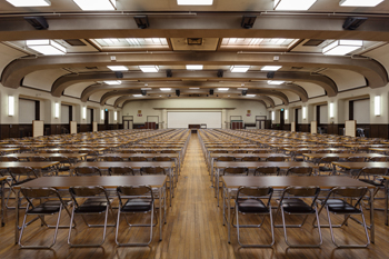 四階ホール